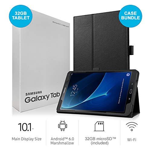 Samsung Galaxy Tab A SM-T580 10.1-Inch Touchscreen 32 GB Tablet (2 GB Ram, Wi-Fi, Android OS, Black) International…