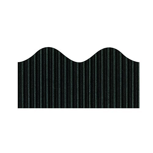 PACON CORPORATION BORDETTE 2 1/4 X 50FT BLACK (Set of 3) from Pacon