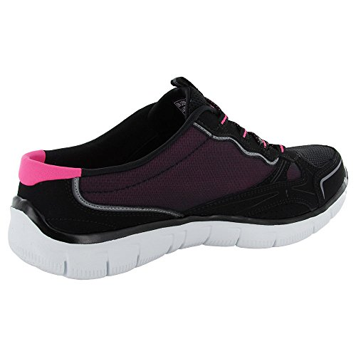 discount visa payment Skechers Empire The Lowdown 12156 Black / White / Pink clearance latest for cheap rnuhKP