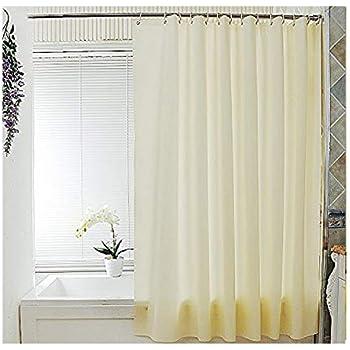 uforme 36 inch by 72 inch shower curtain mildew resistant eco friendly peva bath. Black Bedroom Furniture Sets. Home Design Ideas