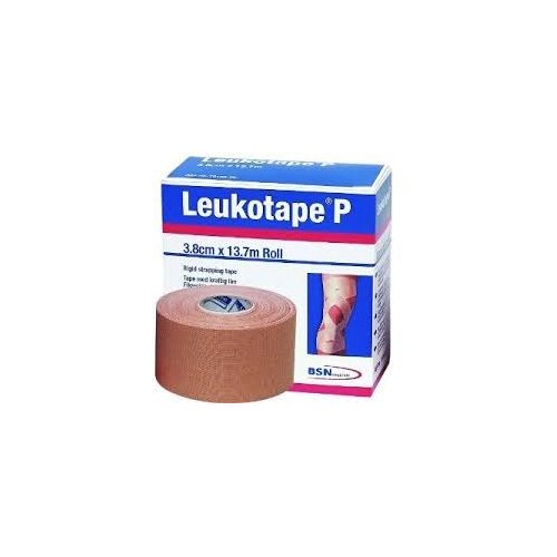 BSN Medical Leukotape Rayon-Backed Adhesive Non-Sterile Athletic Tape, 1.5'' x Yard, 30/CS - BMC-MON 76182230 by Miller Supply Inc