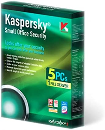 Kaspersky Lab Small Office Security, WS+FS, License Pack ...
