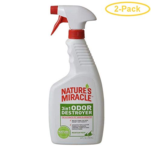 3in1 Odor Destroyer Spray