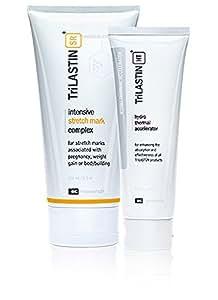 TriLASTIN - SR Stretch-mark Cream ( 5.5 oz ) with Hydro - Thermal Accelerator ( 3 oz )