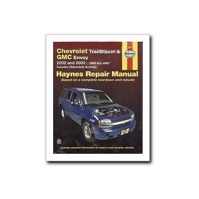 amazon com haynes trailblazer envoy 02 03 automotive rh amazon com 2003 trailblazer manual online trailblazer 2003 manual del usuario