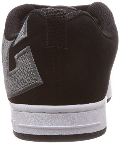 Metal DC Black Graffik Court Mehrfarbig SBg9 Sneakers Gun Bg9 Herren qrvZxq8F