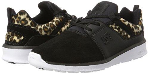 Heathrow Sneakers animal Noir Se Femme Basses Shoes Dc 7qUxnz5wH4
