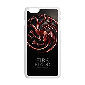 Fire Blood Stylish High Quality Comstom Protective case cover For iPhone 6 Plaus
