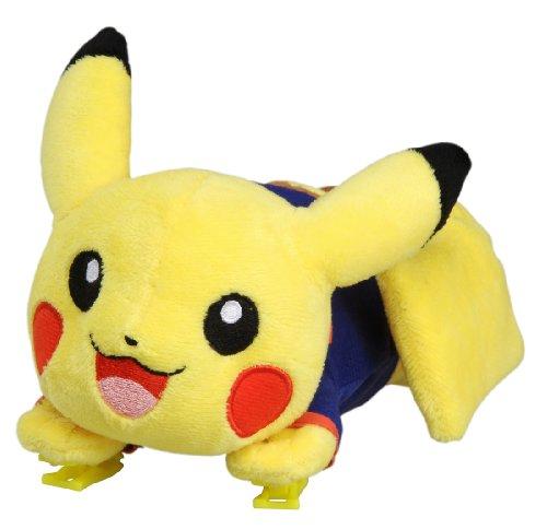 Pokemon Japan national football Pikachu