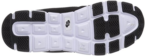 Bruetting Amarillo - zapatilla deportiva de material sintético niños negro - Schwarz (schwarz/grau)