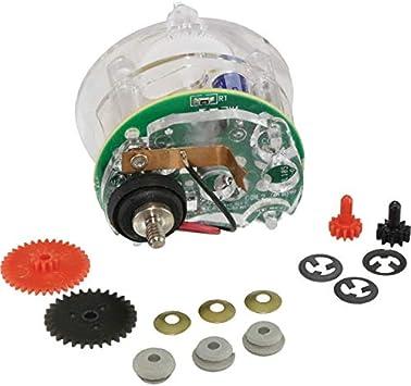 Ecklers Premier Quality Products 33335061 Camaro Clock Conversion Kit DoItYourself Quartz Borg Clock