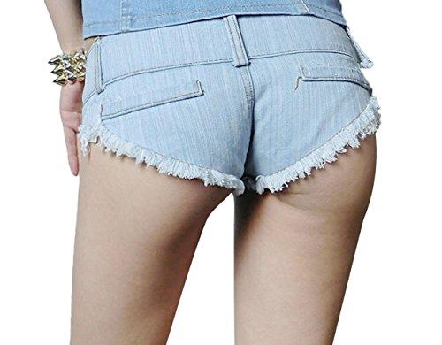 Pantaloncini Donna Azzurro Pantaloncini DQQ DQQ Donna DQQ Azzurro Pantaloncini DQQ Azzurro Donna OUOdIqw