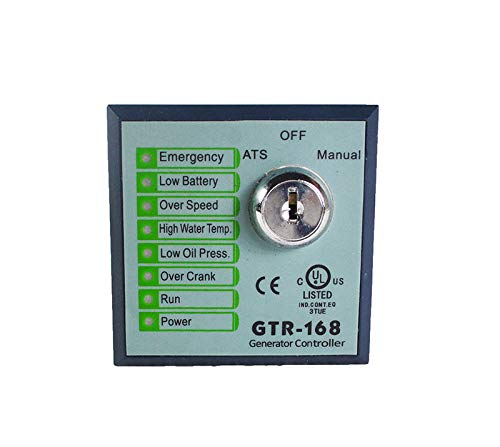 TECHTONGDA GTR-168 Generator Controller with Auto Start and Stop Function