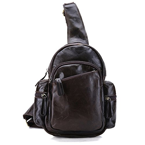 Jxth Travel Outdoors Shoulder Black Gym Sling Leisure Bags Chest Men Messenger Sport Multipurpose Business Crossbody Women Backpack Daypack Bag F4rFn1