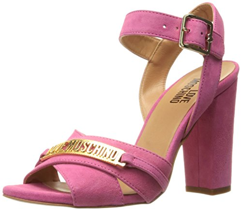 love-moschino-womens-horse-bit-platform-dress-sandal-fuchsia-39-eu-9-m-us