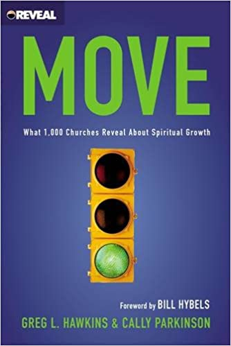 Memoirs from the Rear Pew: The truth about spiritual growth