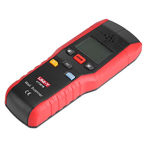Professional Wall Scanner Digital Handheld Detector Finder Wood Metal AC Cable Electric Wire Detecting Tool by Fdit (Image #7)
