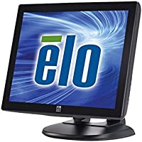 Elo Touch E779029 1515L Projected Capacitive LCD Desktop Touch Monitor, Multi Touch, USB Controller, 15 Size, Gray