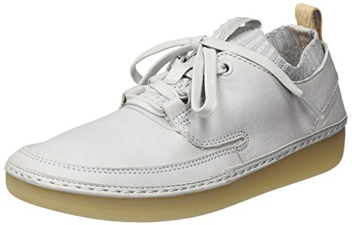 Blu Ice da Leather Blue Ginnastica Donna Nature IV Clarks Basse Scarpe 7qHg0UUw