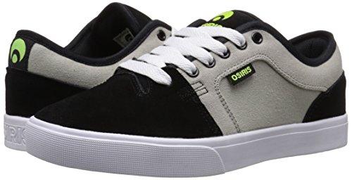Zapatillas Osiris: Decay GR/BK Grey/Black