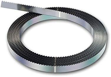 QINGDAO G5012W S/ägeband HSS M42 1638 x 13 x 0,65 mm 10//14 ZpZ Bands/ägeblatt