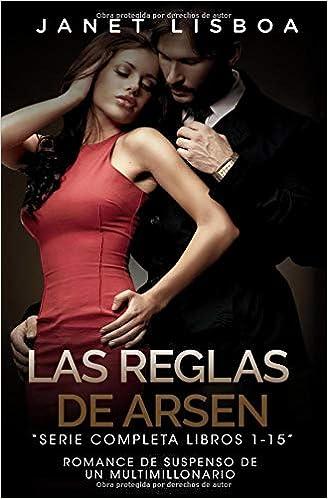 Las Reglas de Arsen: Romance de Suspenso de un Multimillonario 1-15: Amazon.es: Janet Lisboa: Libros
