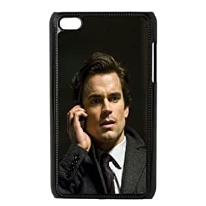 iPod Touch 4 Case Black Matt Bomer Actor VIU165179