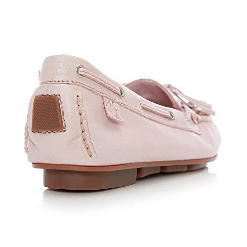 ccfa9b7319 Moda In Pelle Arcade Light Pink Leather: Amazon.co.uk: Shoes & Bags