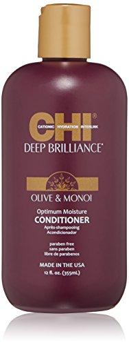 CHI Optimum Moisture Conditioner, 12 Fl (Chi Olive)