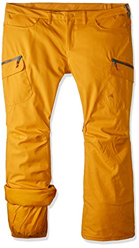Burton Women's Gloria Pant Insulated Snowboarding Pant, Squashed, X-Large