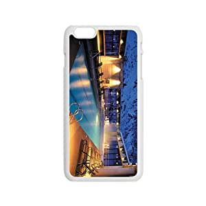 Swimming In Snow Day Hight Quality Case for Iphone 6