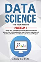 Data Science: 2 Books in 1 Front Cover