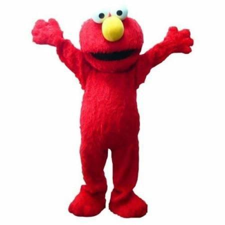 Elmo  (Bert And Ernie Baby Costumes)