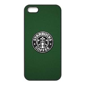 iphone5 5s phone case Black Starbucks 4 EDA6825081