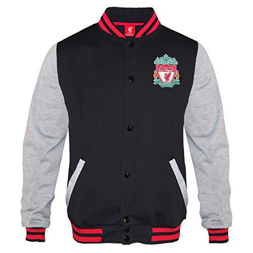 Liverpool FC – Chaqueta Deportiva Oficial para Hombre – Estilo béisbol