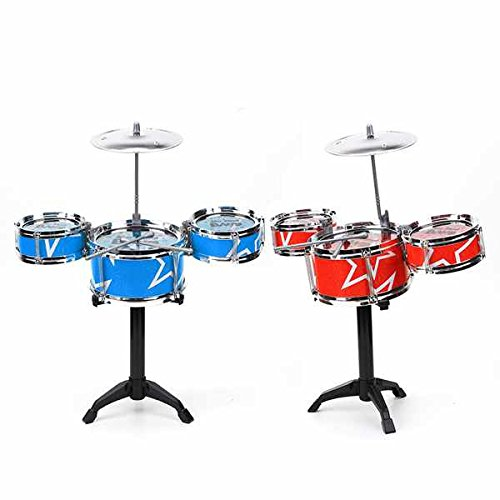 Baby Children Mini Drums Set Musical Instruments Play Music Toy (Jake And The Neverland Pirates Sleeping Bag)