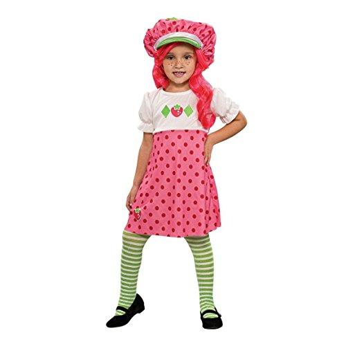 Strawberry Costumes Women (Strawberry Shortcake Costume, Toddler)