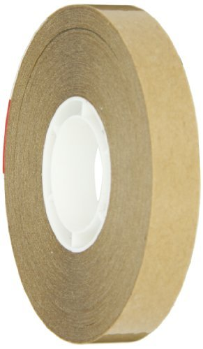 al General Purpose Adhesive Transfer Tape, 2 mil Thick, 36 yds Length x 1/2 Width, Clear (Case of 2) by Aviditi ()