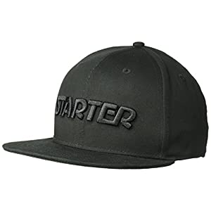 Starter Men's STAR-FIT Flat Brim Cap, Amazon Exclusive 7