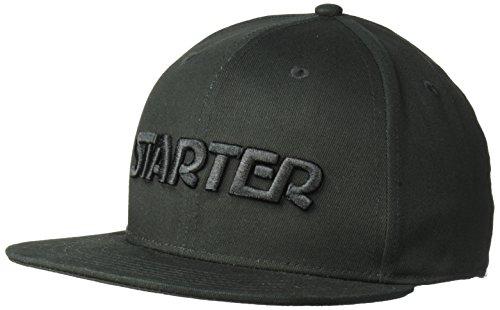Starter Men's STAR-FIT Flat Brim Cap, Amazon Exclusive 1