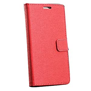 Oracle Special design Leather Case with Card Slot and Wallet for Samsung Galaxy Note 3 / N9000 (Assorted Colors) --- COLOR:Black