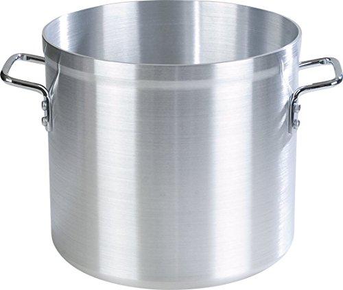 Carlisle 61220 Professional Standard Weight Aluminum Stock Pot, 20 Quart