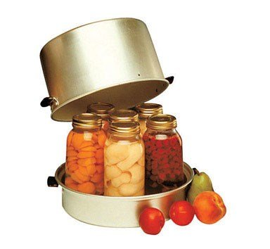 Back to Basics Steam Canner - 400A