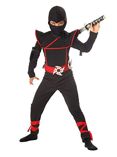 California Costumes Toys Stealth Ninja, Large ()