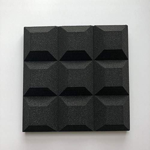 (Love^Store - Wall Stickers - PCS Acoustic Insulation Material Foam 5cm thickness Studio Soundproof - by Love^Store - 1 PCs)
