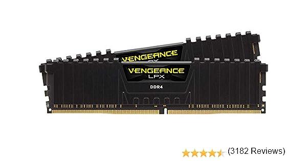 Corsair Vengeance LPX Módulo de Memoria de Alto Rendimiento, 16GB ...