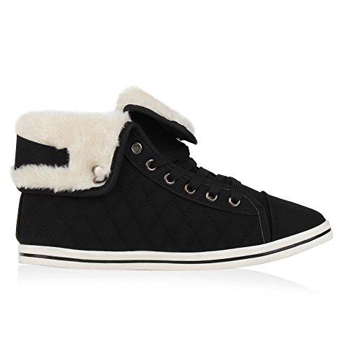 diansen® running Flyknit Boost inspirado entrenador Fitness gimnasio deportes zapatos (tamaño 6–�?1) negro y blanco FT