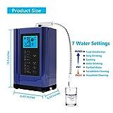 Alkaline Water Ionizer, Up to -500mV ORP, PH