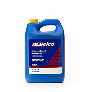 ACDelco 10-5034 Traditional (Yellow) Engine Coolant/Antifreeze - 1 gal