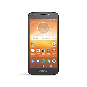 Moto E5 Play – 16 GB – Unlocked (AT&T/T-Mobile) – Black – Prime Exclusive Phone
